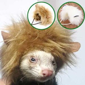 FERRET ライオン帽子(ライオンキャップ)